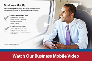 Business Mobile Video